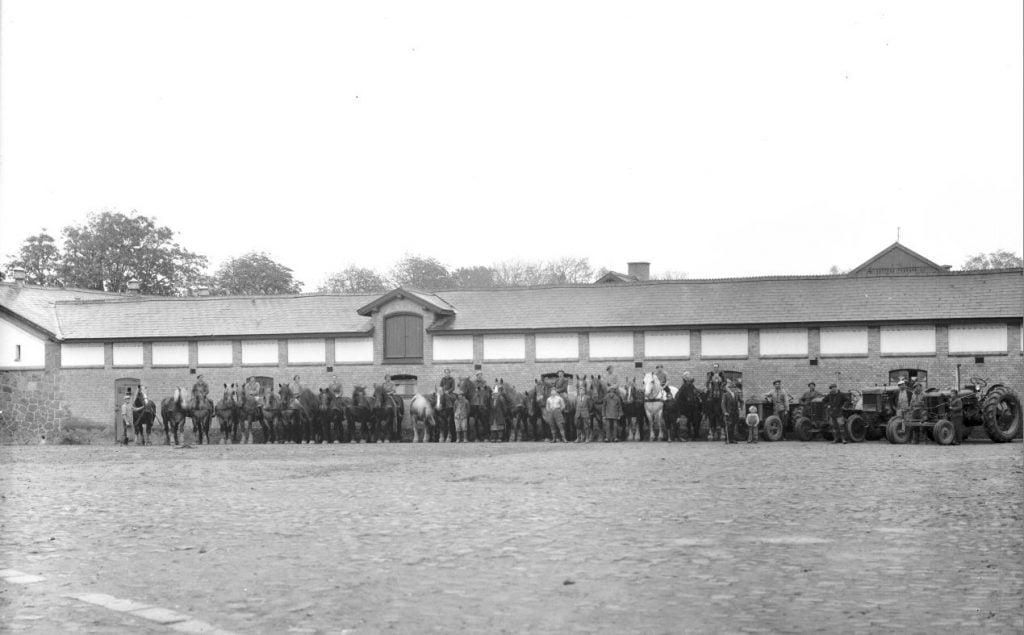 14.10  Giesegård,hestestaldgården