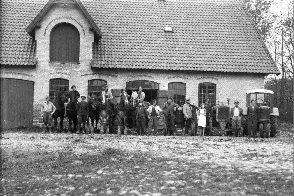 14.5  Kærup gods,4100 Ringsted  Der står 1948 på æsken.