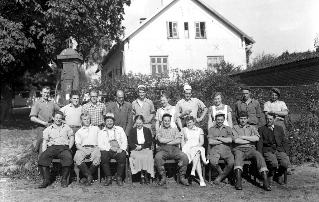 24.17   Kollekolle, 3520 Farum år 1952