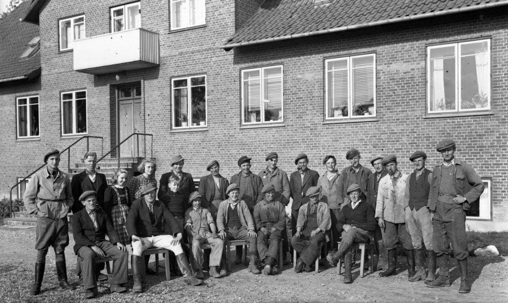 25.13 Gyldenholm gods Slagelse.