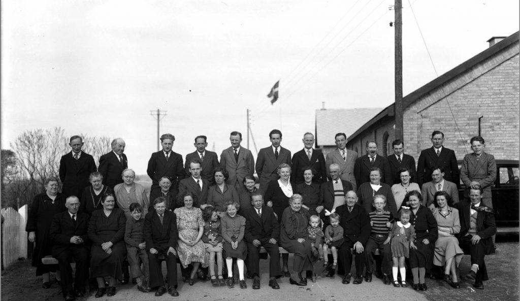 29.16  Peder Andersen og Maren Marie (larsen) guldbryllup d.08 marts 1952