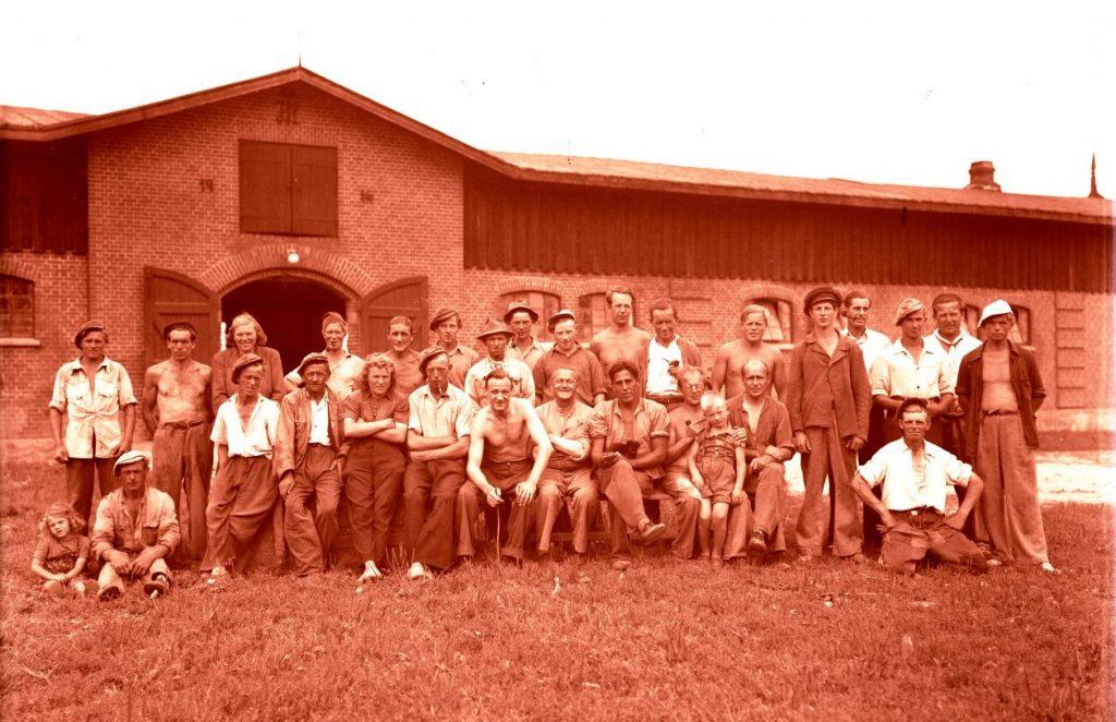 34.5  Ledreborg 4320 Lejre år 1947