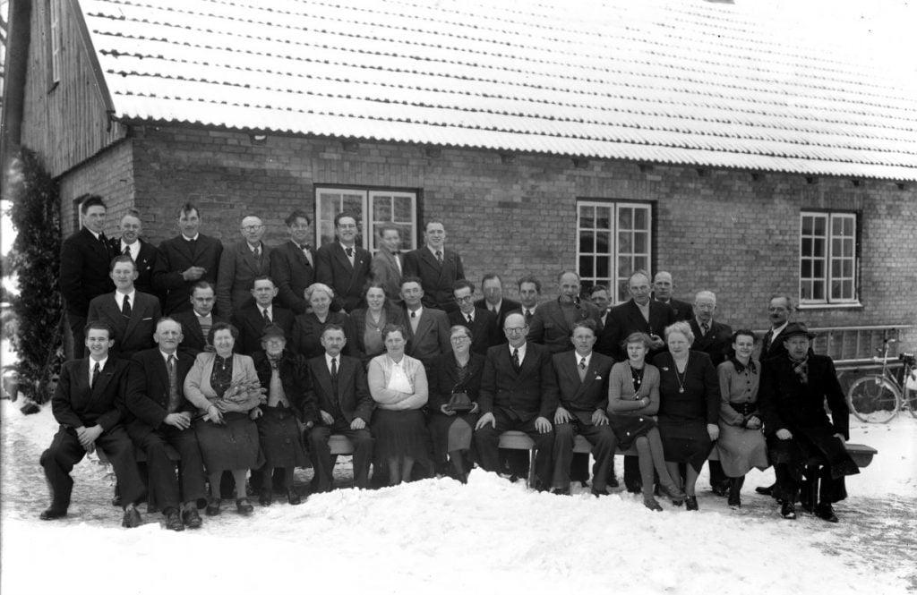40.4 Harebohus, arbejderbolig ved Svenstrup Gods, 4140 Borup.
