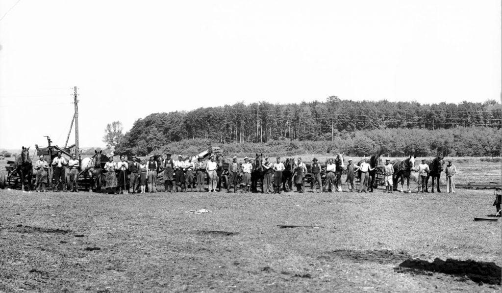 5.3  Må være : Pælegården, Munke Bjergbyvej 47, 4190 Munke Bjergby. Der var fabrikation af tørvebriketter fra 1940-45. Ledet af Johs. Zinkernagel.