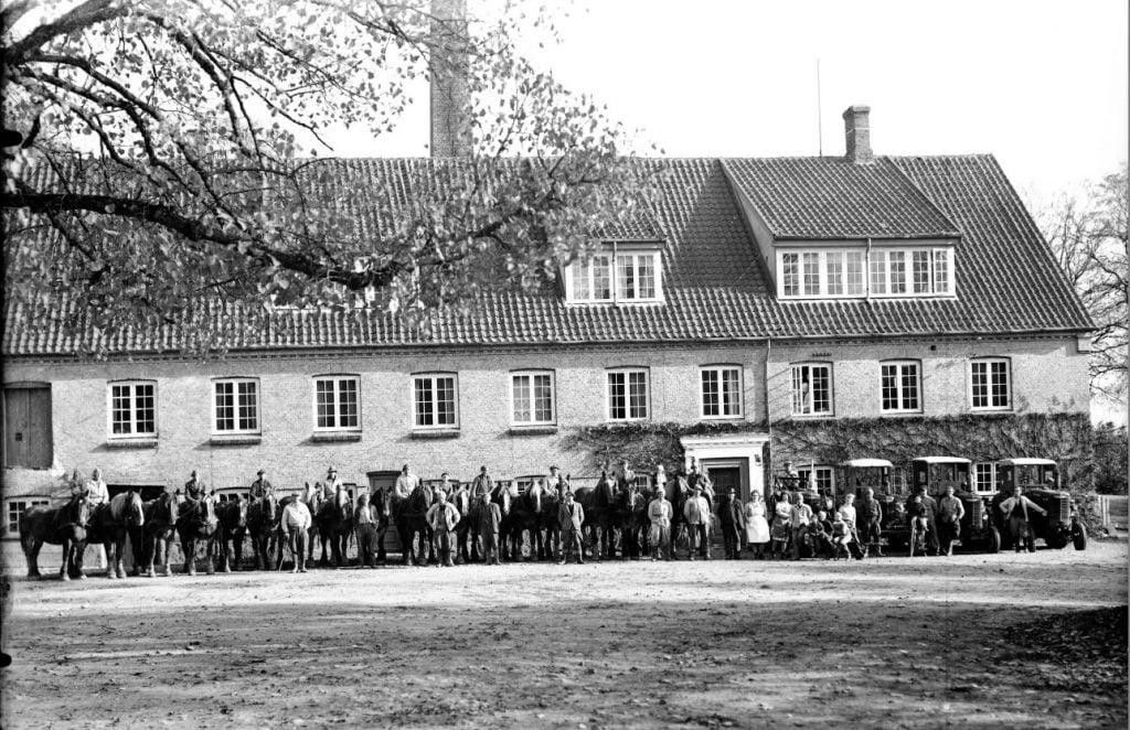 55.11  Tybjerg gods, Herlufmagle