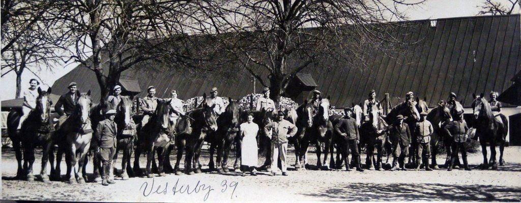 67.104  Vesterbygård , 4490 Jerslev år 1939