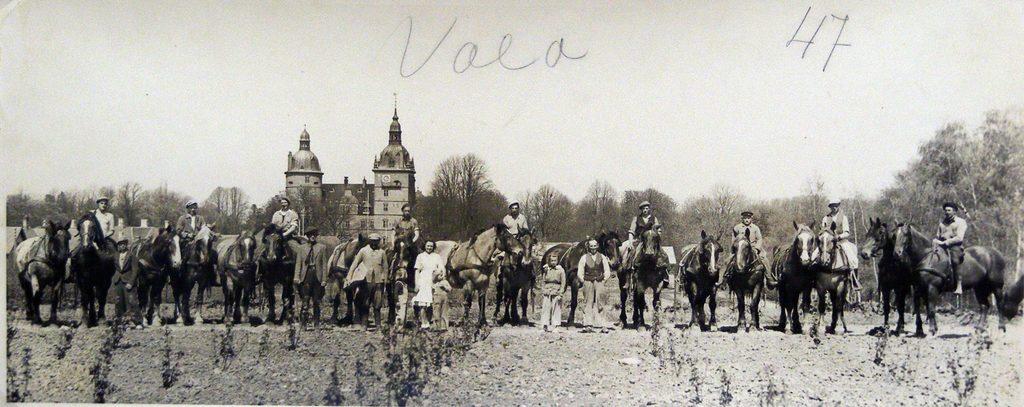 67.106 Vallø gods 4600 Køge år 1947