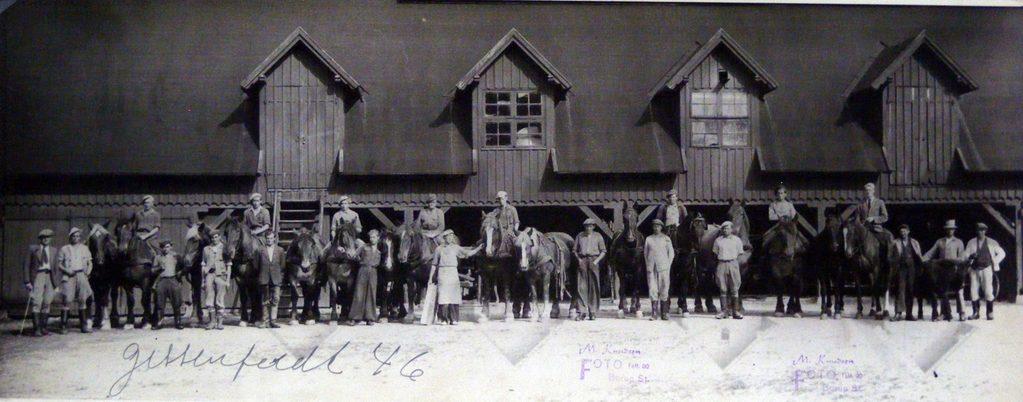 67.110   Gisselfeldt, 4690 Haslev år 1946