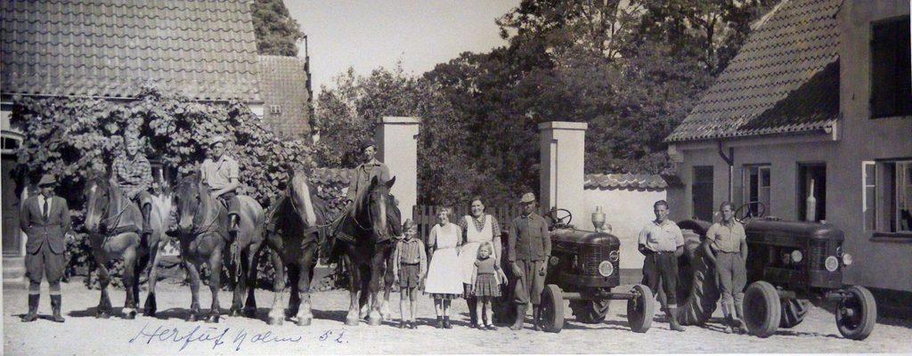 67.114  Herlufsholm, 4700 Næstved år 1952