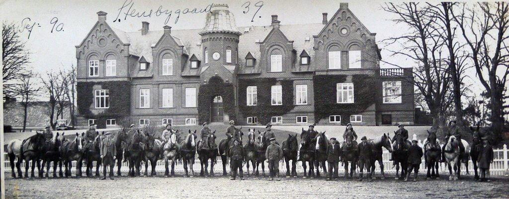 67.119  Stensbygård, 4773 Stensved år 1939