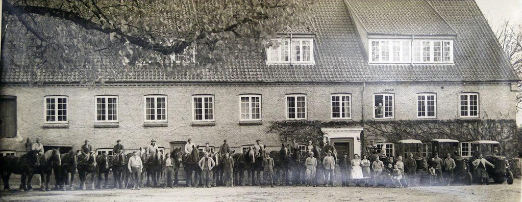 67.57 Tybjerg gods, 4160 Herlufmagle.