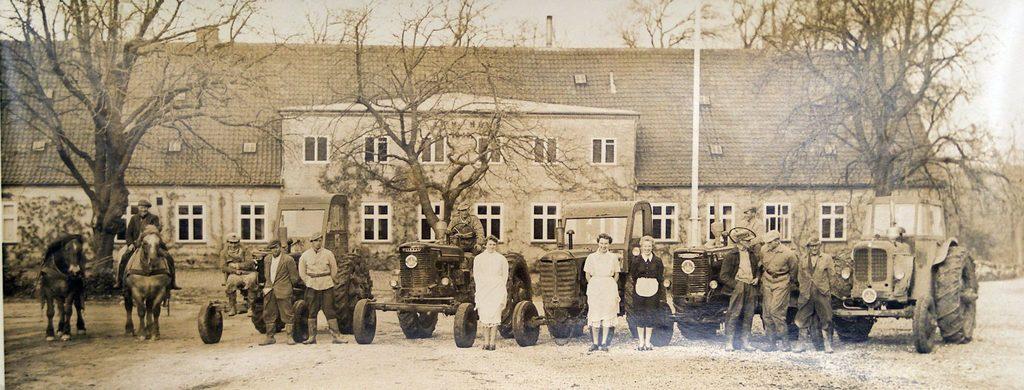 67.58 Tryggevælde gods, 4640 Faxe.