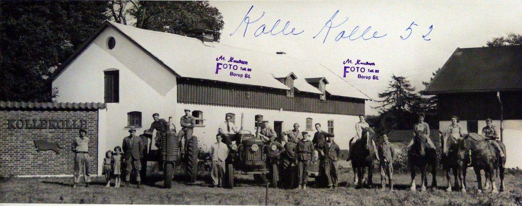 67.82  KolleKolle 3520 Farum. År 1952