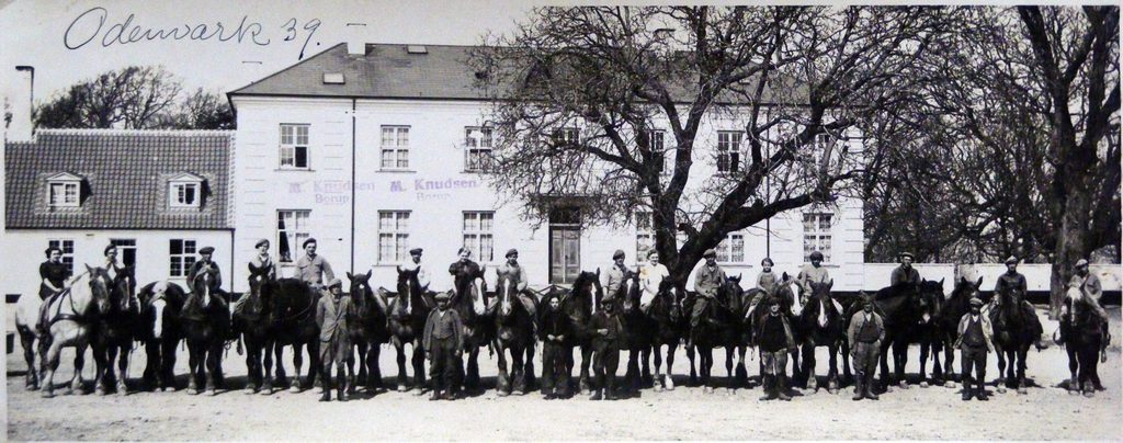 67.90  Ødemark gods , 4190 Munke Bjergby, år 1939