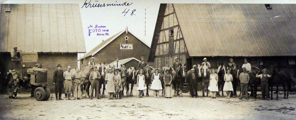 67.96  Kruusesminde, 4220 Korsør år 1948