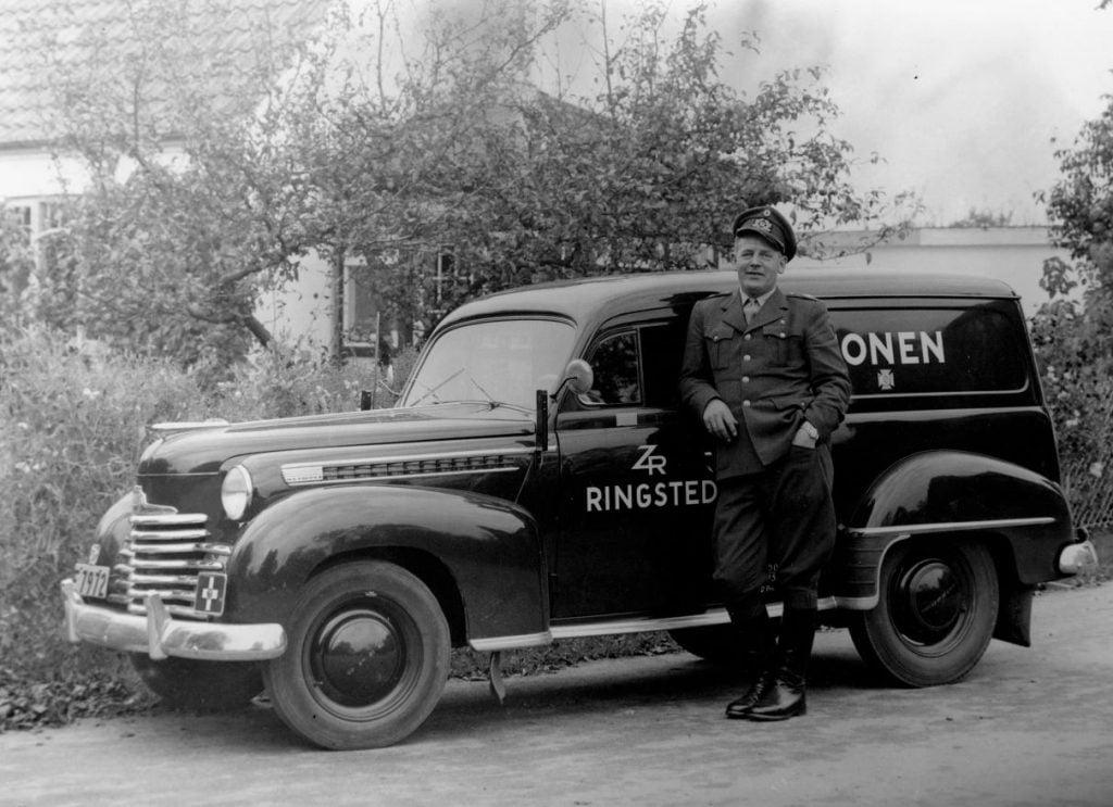 70.29  Opel fra Zonen redningskorps i Ringsted.