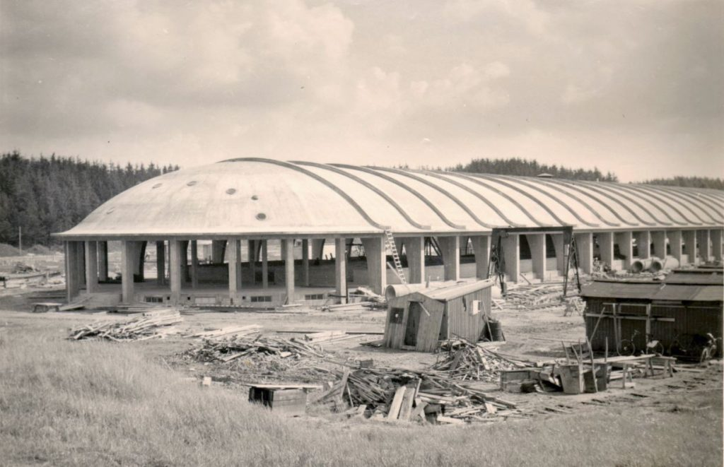 70.31 Slangerup vandværk, opført lige efter krigen.