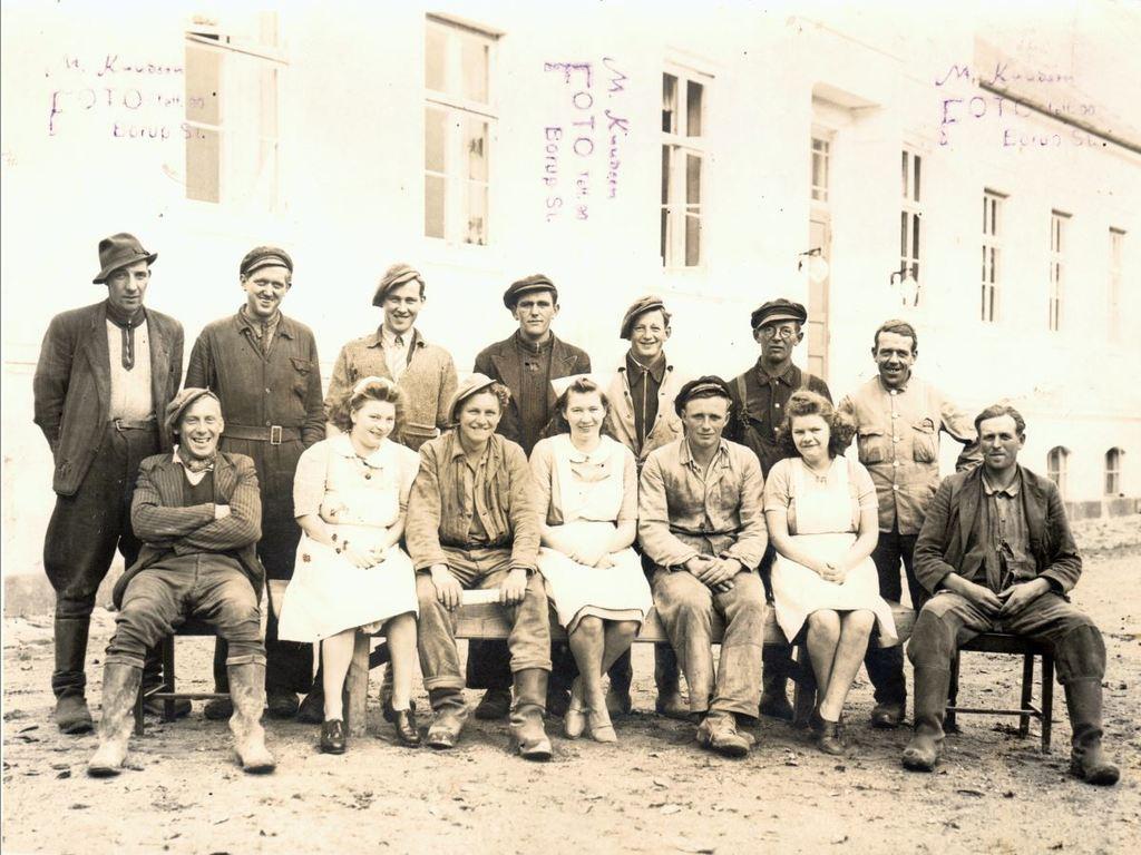 71.58 Bonderup, 4220 Korsør år 1949