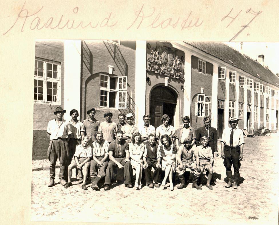 71.60 Kaalund Kloster, 4400 Kalundborg, år 1947