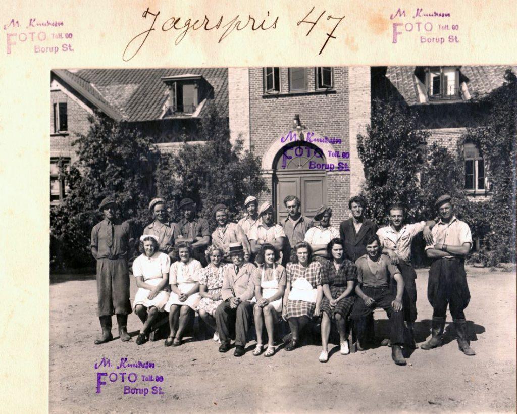71.63 Jægerspris avlsgård,3630 Jægerspris,år 1947