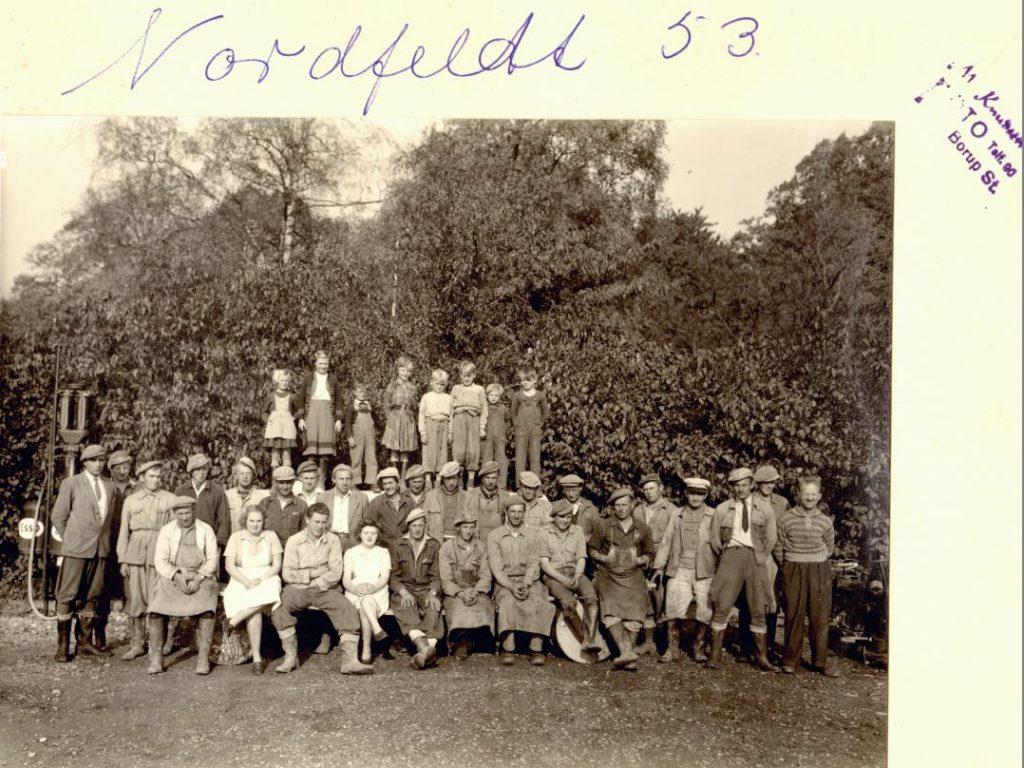 71.71 Nordfeldt gods 4780 Stege, år 1953