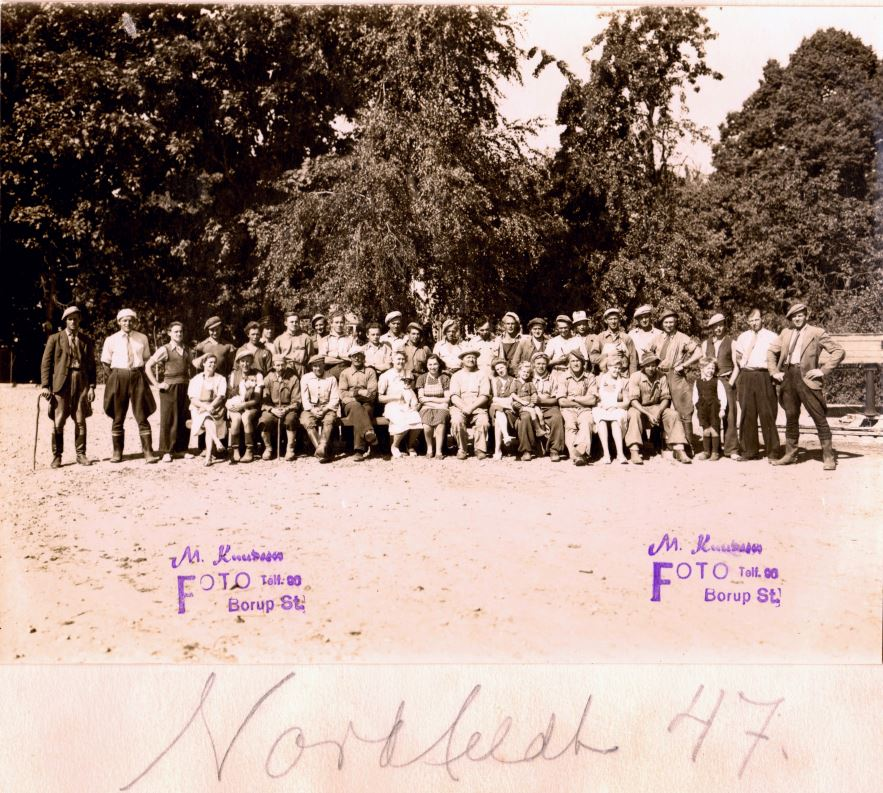71.72 Nordfeldt gods 4780 Stege, år 1947