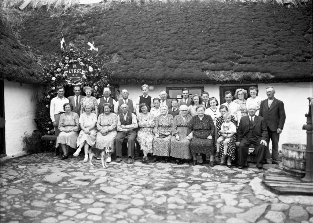1.10  Sølvbryllup 10.8. 1949