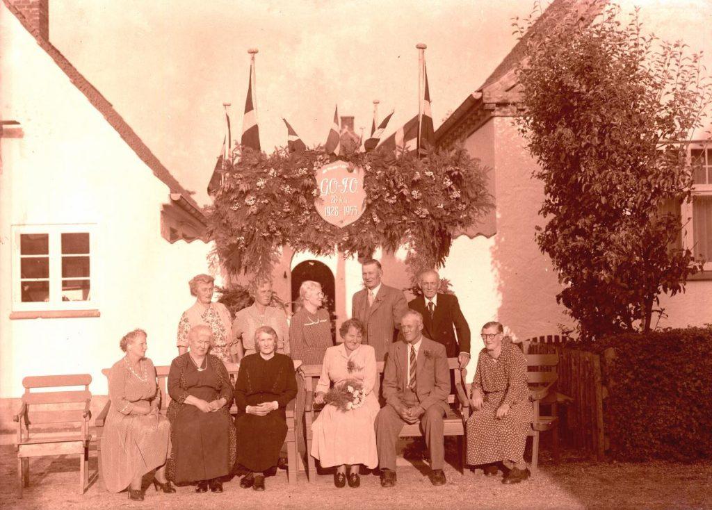 18.1  Sølvbryllup   År 1953