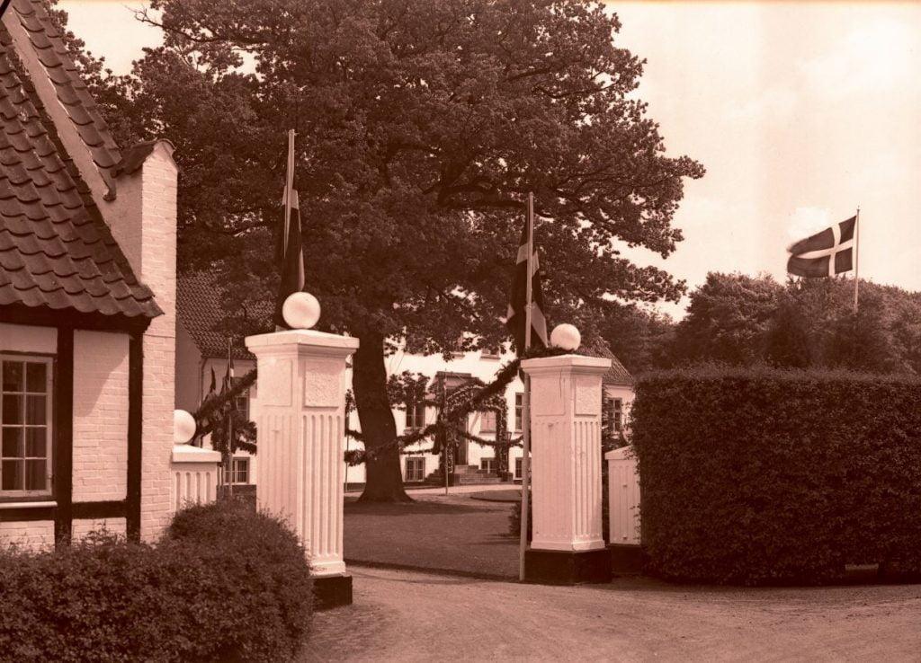 18.2  Sølvbryllup, År 1953