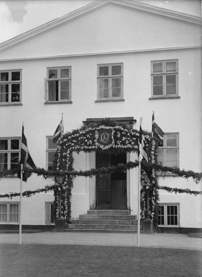 18.3  Sølvbryllup år 1953  År 1953