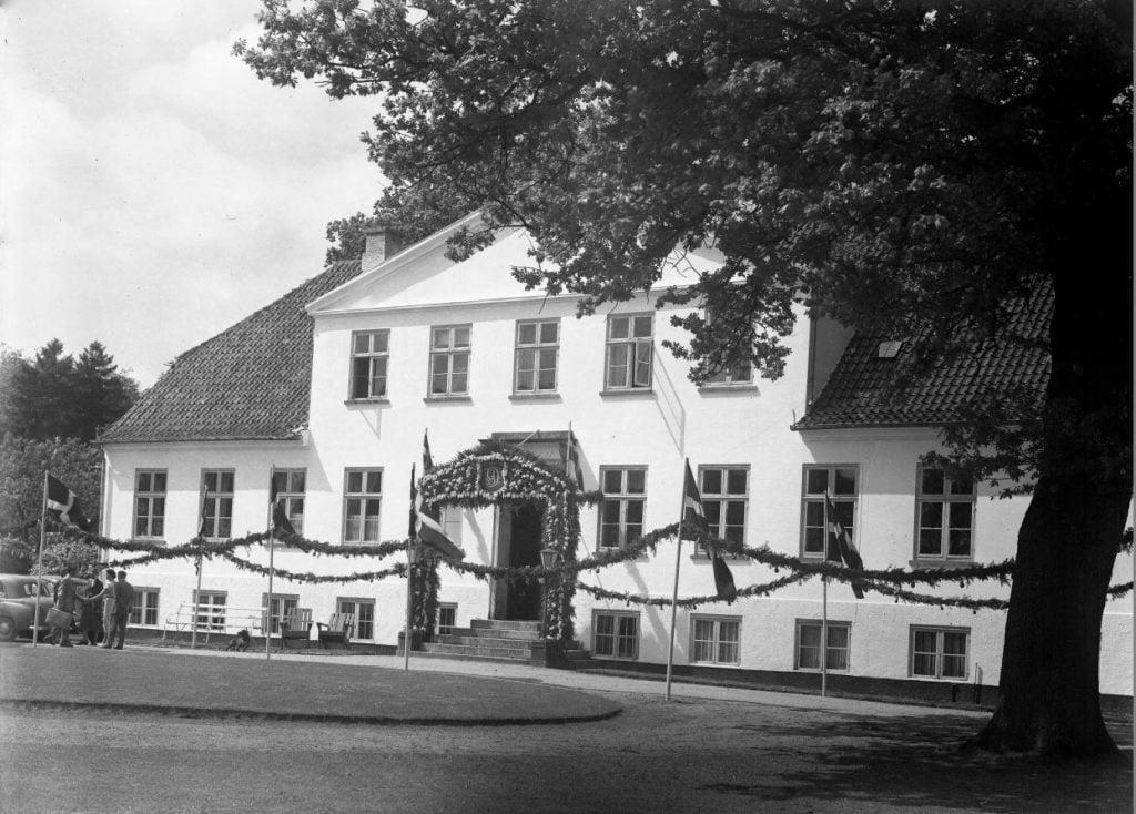 18.7  Sølvbryllup  År 1953