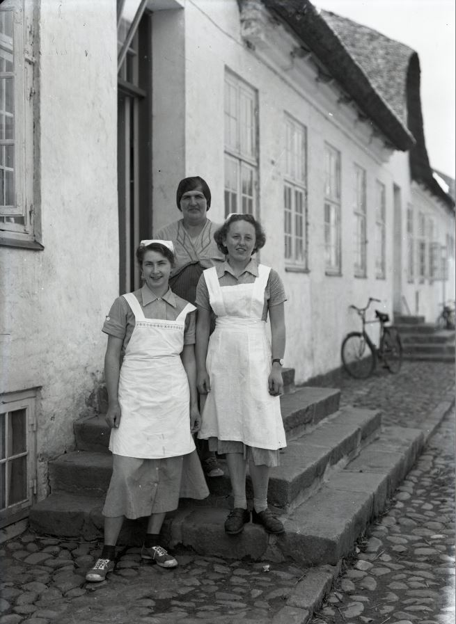 22.4  Landbrug.  Favrholm 3400 Hillerød