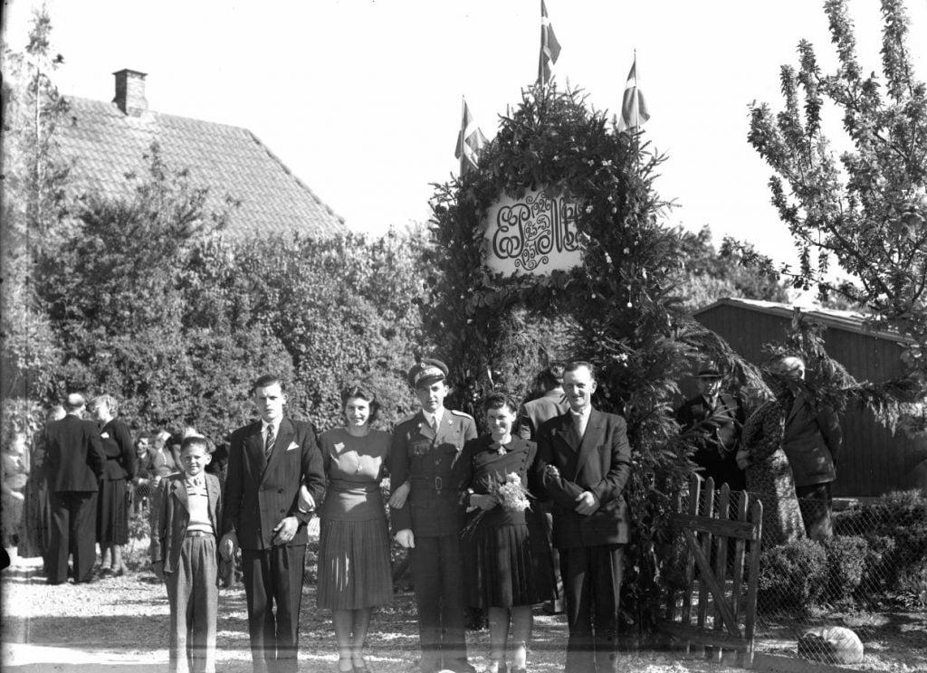 23.14  Sølvbryllup 25. maj 1951