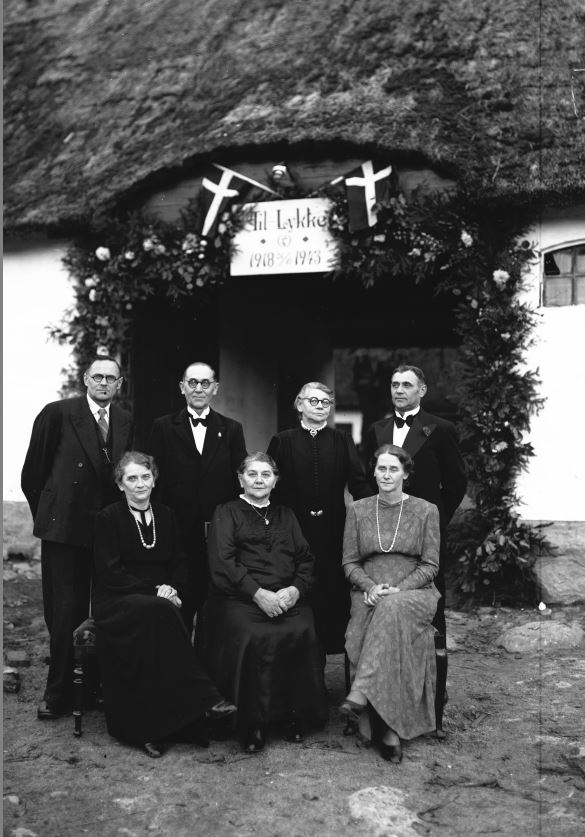 25.6  Sølvbryllup 24.december 1943