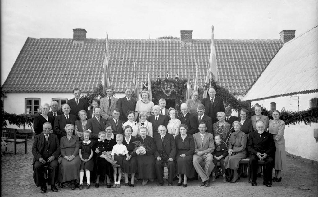 29.2  Guldbryllup 1952 KP-CP ?