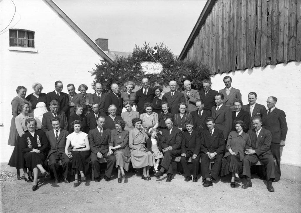 30.5  Sølvbryllup 1951