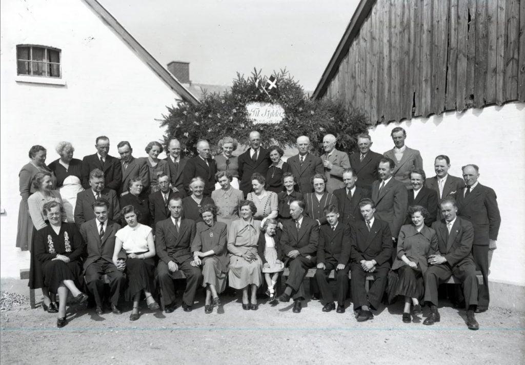 30.7  Sølvbryllup 1951