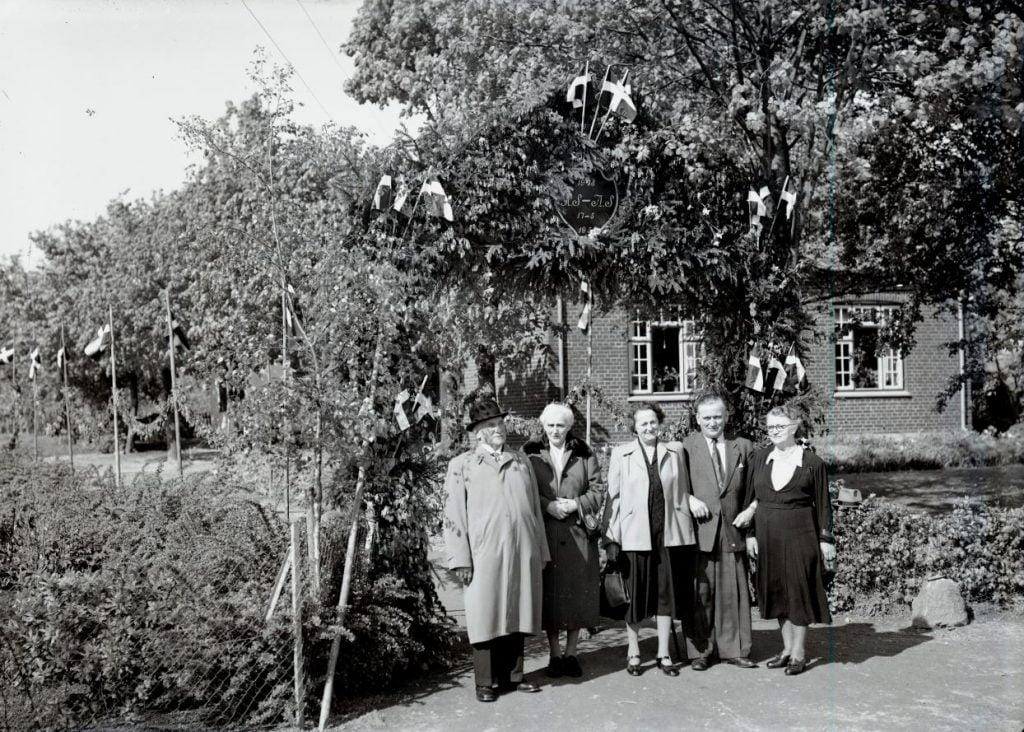 38.6  Sølvbryllup 17. maj 1953