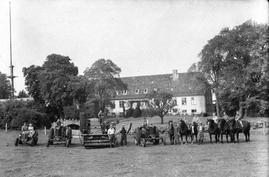 4.3  Sophienborg gods, nu Sophienborgskolen  3400 Hillerød