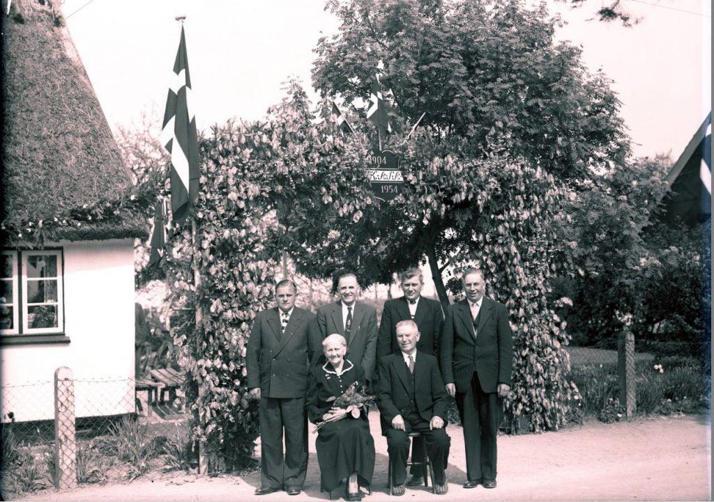 4.7  Guldbryllup 1954