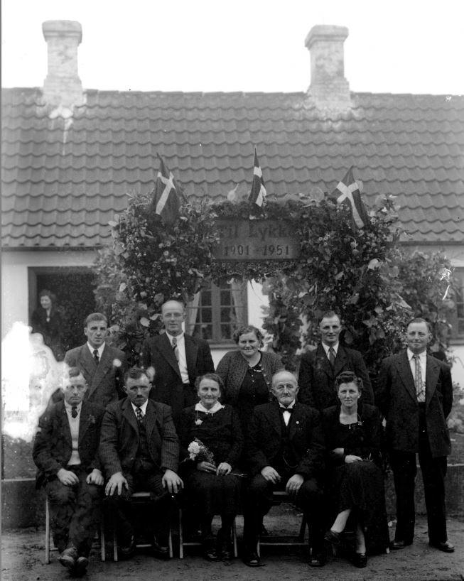 41.1  Guldbryllup 1951