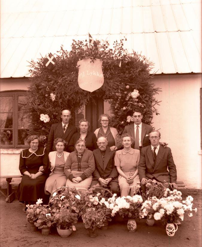 44.8  Guldbryllup 1951