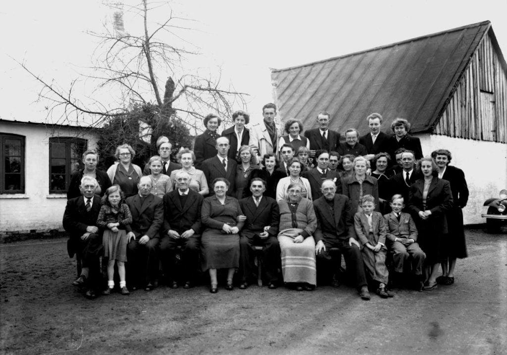 44.9  Guldbryllup 1951