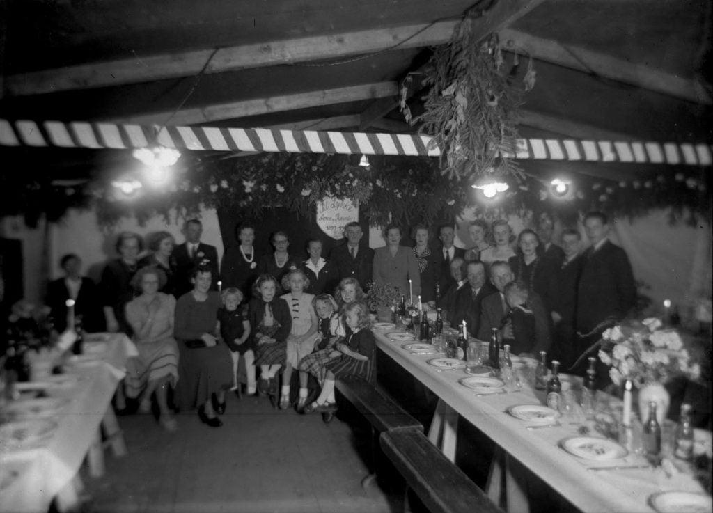 45.2  Guldbryllup 1949