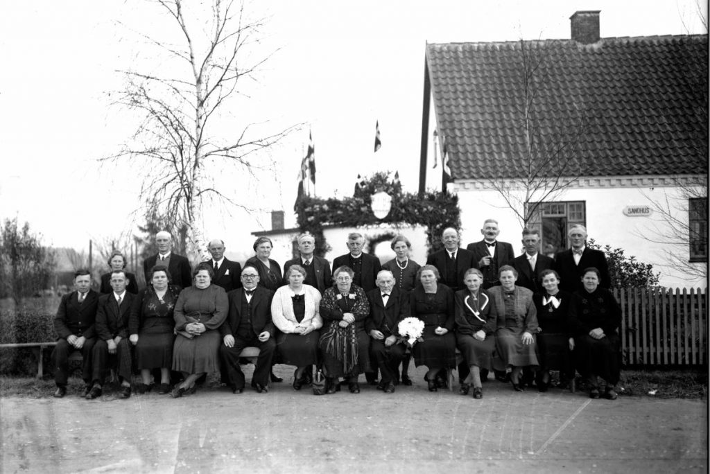 45.3  Guldbryllup november 1949