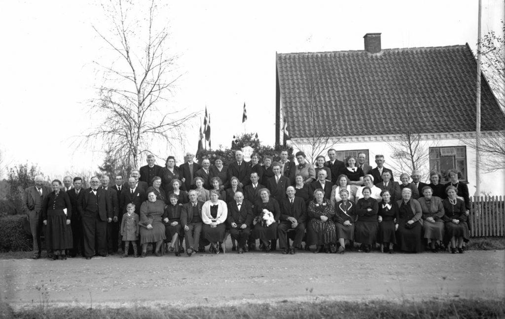 45.4  Guldbryllup november 1949