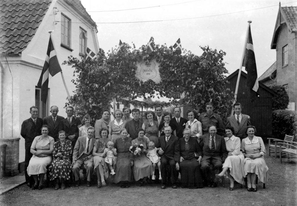 47.9  Sølvbryllup 1952