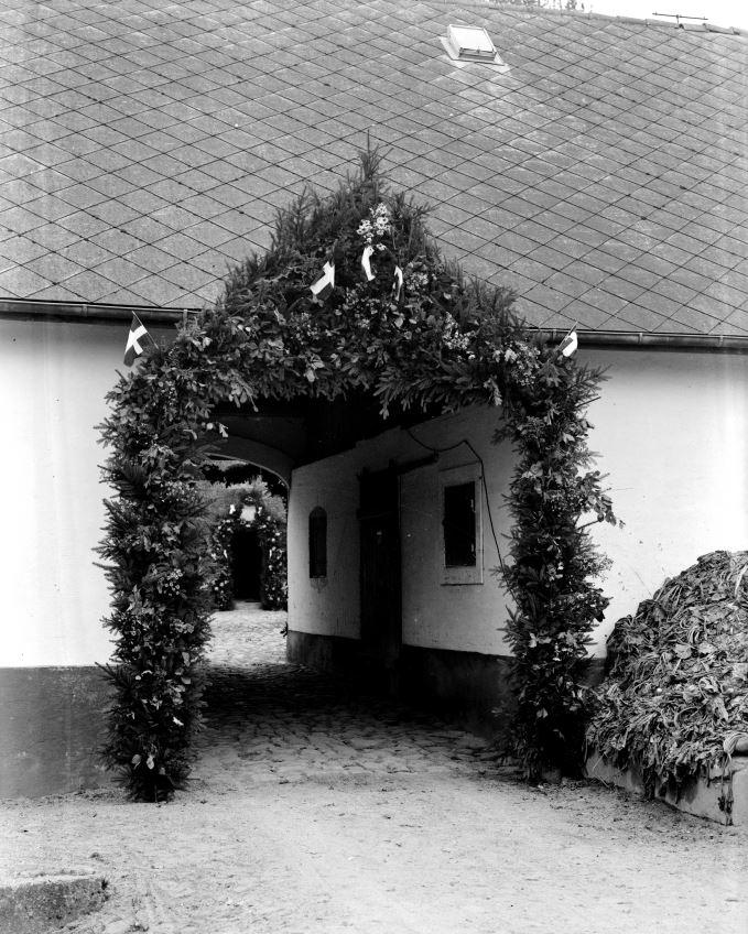 49.3  Sølvbryllup 20. oktober 1946