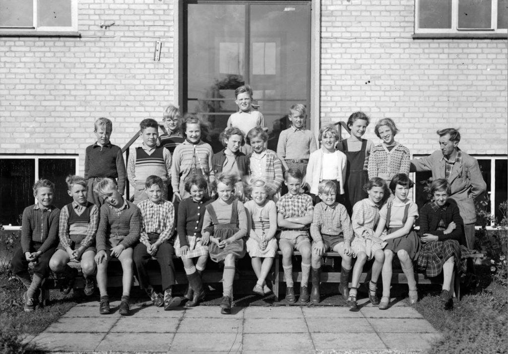 50.3  Borup skole,1954