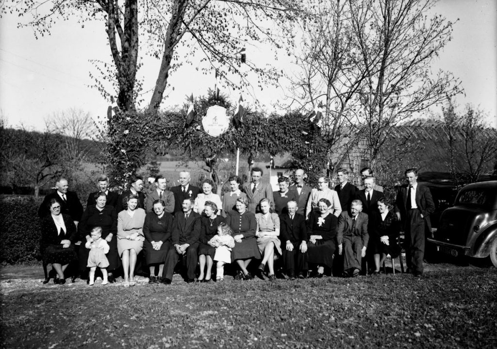 57.3  Guldbryllup 4. maj 1948